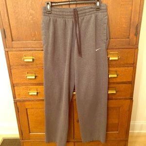 Nike grey sweatpants!